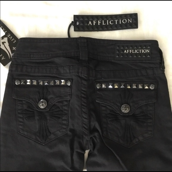 Affliction Jeans  *New*